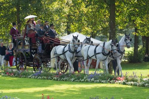 Historische Reiter- und Kutschengala 2019