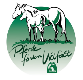 logo grüner stall