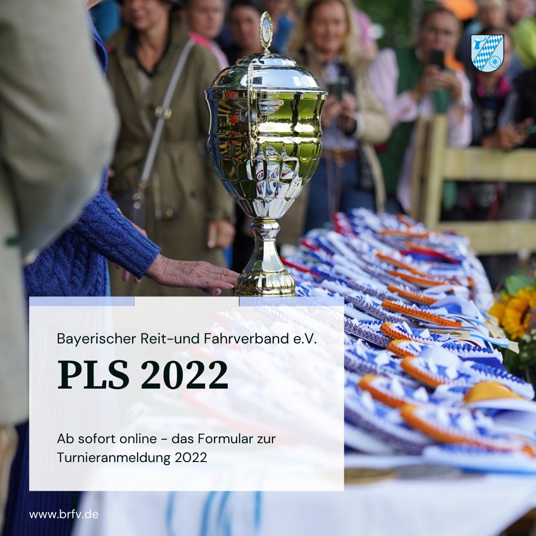Turnieranmeldung 2022